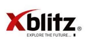 XBlitz logo